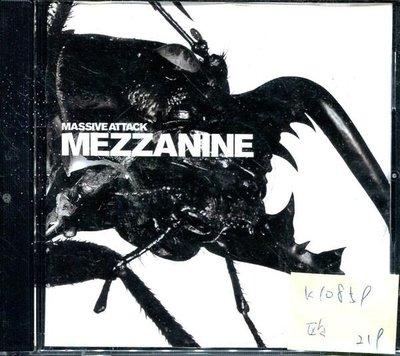 *真音樂* MASSIVE ATTACK / MEZZANINE 歐版 二手 K10859 (下標賣1)