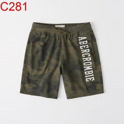 【西寧鹿】AF a&f Abercrombie & Fitch HCO 短褲 絕對真貨 可面交 C281
