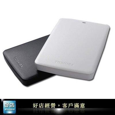 【好店】全新 TOSHIBA 東芝 A2 1TB 1T 2.5吋 外接式USB3.0 行動硬碟 外接硬碟 隨身硬碟 白色