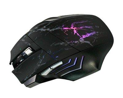 愛批發【一年保】KINYO GKM-802 闇夜之刃 電競 專用 滑鼠【線1.4米-六鍵】電競鼠 比賽滑鼠