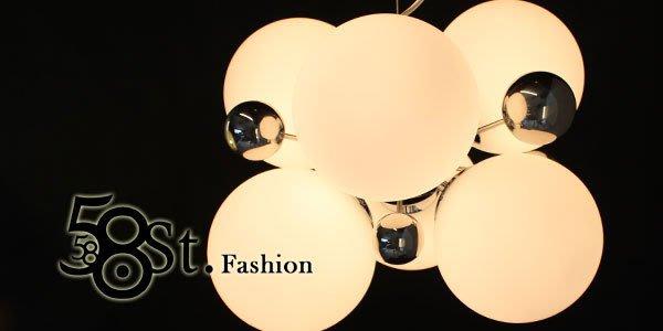 【58街】設計師款式 米蘭新款 「Cell group 細胞群 吊燈,弔燈。」美術燈,複刻版。GH-286