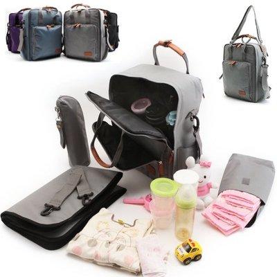 《 Beauty W 》韓國品牌Y-MASTER三用高機能套裝媽咪保母育嬰包後背包雙肩背包手提斜側背【Y-MBP001】