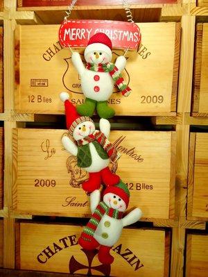 聖誕節布偶吊飾(A):聖誕節 布偶 吊飾 居家 家飾 玩偶 設計 禮品 雜貨