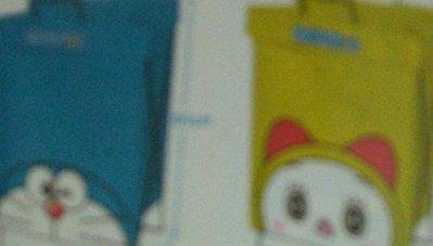 7-11最新哆啦a夢不思議萬用收納籃潮哆啦a夢款+哆啦美款,另有賣戶外冰桶或推車或植得期待