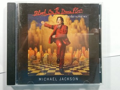 CD/BE/ MJ03/ MICHAEL JACKSON 麥可傑克森 /BLOOD ON THE DANCE FLOOR/MORPHINE/非錄音帶卡帶非黑膠