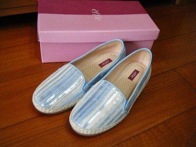 effie   牛皮 休閒鞋 /  平底鞋 [ size: 7 ] .... 原價3895