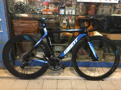 年度清倉特賣!GIANT Propel Advanced SL 0  Disc (二手)