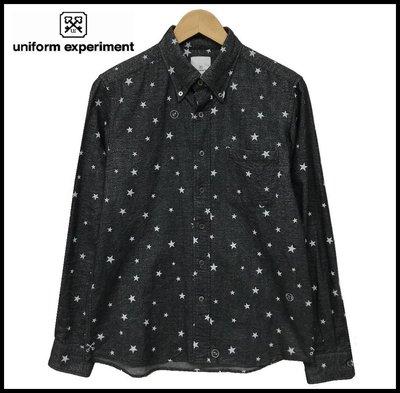 uniform experiment STAR 星柄襯衫