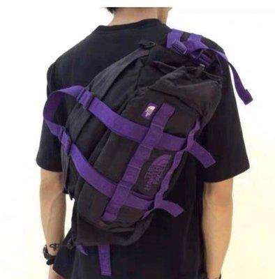【GV】THE NORTH FACE北面紫標 20SS Lumber Pack 機能斜挎包 supreme nike 腰包 側背包