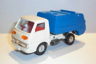 Tomica Dandy 1/47 ISUZU ELF GARBAGE TRUCK 垃圾車 絕版 日本製