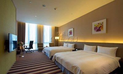 【Allen寶貝】代訂房專案。苗栗尚順君樂飯店 2-4人住宿『兩大床』房型。含早餐。暑假週五不加價。