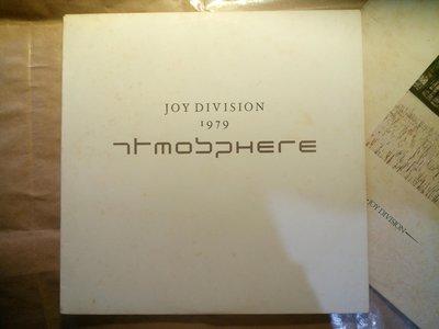 1988年 玩樂區 Joy Division Atmosphere 氛圍 12吋黑膠唱片 英版 @control CD