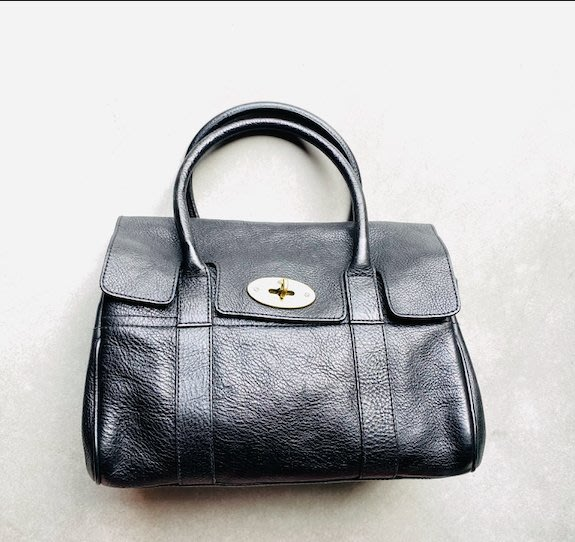 【R】mulberry|bayswater small leather bag 手提包