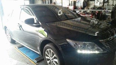 【Xiomara GT】煞車 卡鉗 活塞 TOYOTA CAMRY 300劃線碟盤 街道版-大四卡鉗 硬陽黑