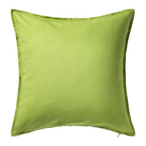 ☆創意生活精品☆IKEA GURLI 抱枕套(綠色) 50x50 公分