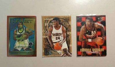 【郵幣新天地】早期 NBA籃球卡《115》三張一拍◎ 拍多少是多少,不提前結拍...《絕版籃球卡》