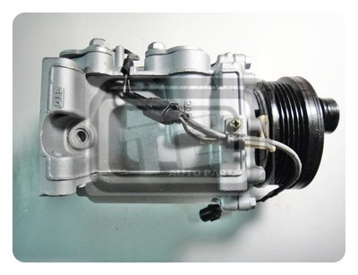 【TE汽配通】MITSUBISHI 三菱 VIRAGE LANCER 冷氣 壓縮機 R134 外匯整理新品