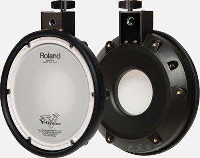 《民風樂府》Roland PDX-8 V-Pad網面打擊鼓板 10吋 雙拾音打擊板 適用V-DRUM 電子鼓