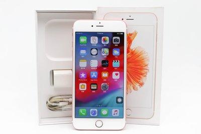 【高雄青蘋果3C】APPLE IPHONE 6S PLUS 32G 32GB 玫瑰金 二手手機 #34486
