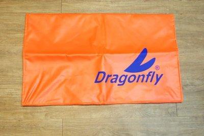 棒球世界 全新Dragonfly藍蜻蜓慢壘專用好球袋板  特價
