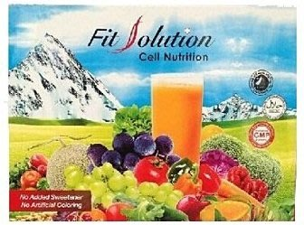 Total swiss龍騰瑞士 Fit Solution  Cell Nutrition倍喜克~現貨供應