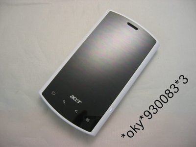 Acer Liquid S100 輕觸智能手機單手機(白色)(android 2.1)95%