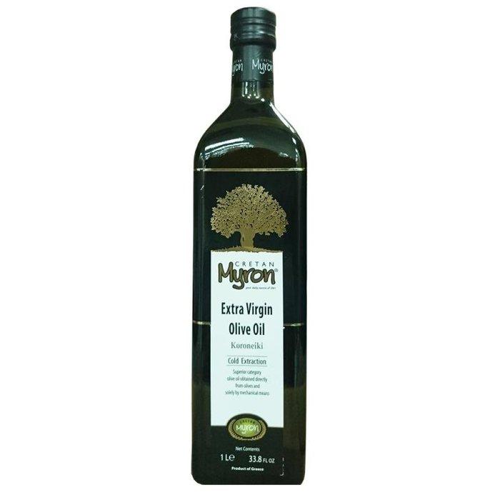麥倫特級初榨橄欖油 750ml 希臘 原瓶原裝進口 (量大另議)