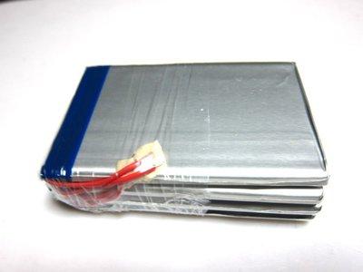 606090聚合物鋰電池 電芯3.7v 聚合物鋰離子電池 足容4000mah