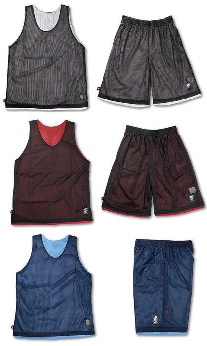 超低特價390元~台灣製造 FIRESTAR 高透氣雙層網布籃球衣褲 B0107 B0106 任選2件免運費!