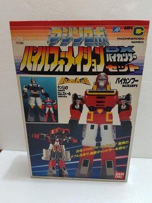 全新品 DX 天威勇士 1986 Bandai