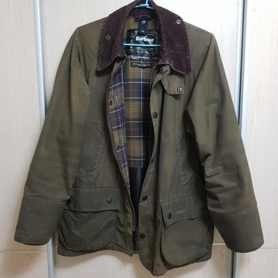 Barbour CLASSIC BEDALE 油布外套