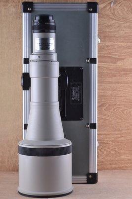【品光攝影】Canon FD 600mm F4.5 定焦 望遠  手動 EI#41163J