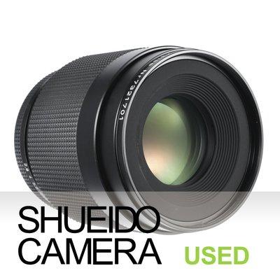 集英堂写真機【3個月保固】美品 / CONTAX 蔡司 PLANAR T* 100mm F2.8 鏡頭 17894