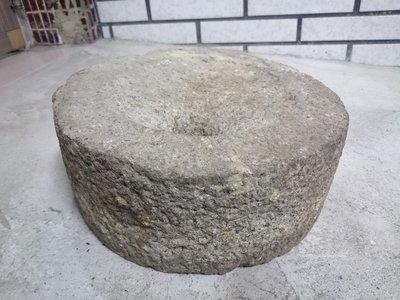*阿柱的店* 懷舊 早期 台灣 臺灣 觀音石 石磨 上座