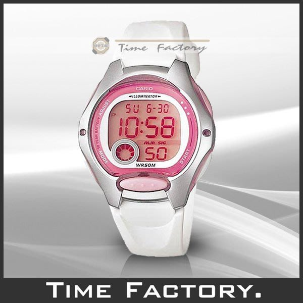【時間工廠】全新 CASIO 多功能造型運動錶 LW-200-7A