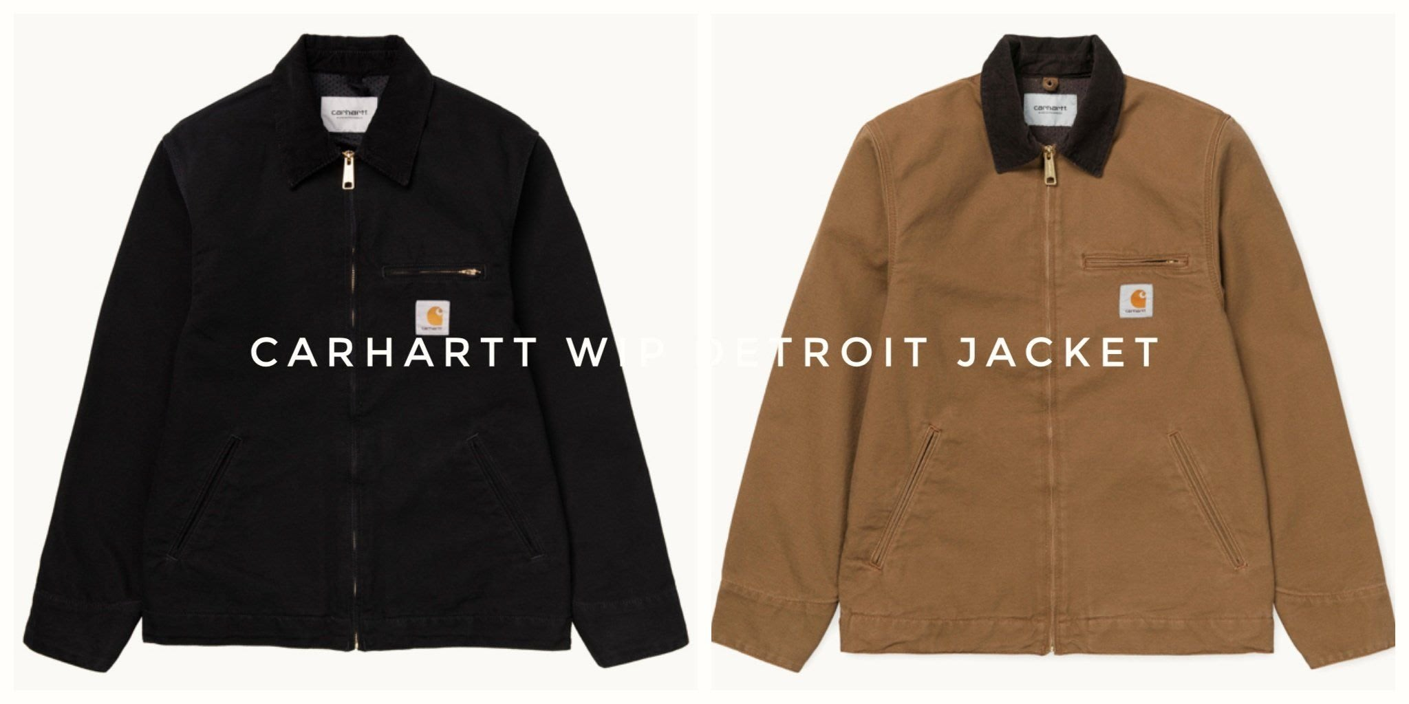 19SS Carhartt WIP Detroit Jacket