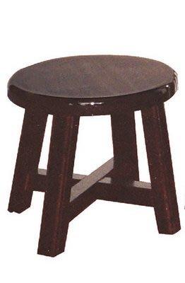 【浪漫滿屋家具】(Gp)604-3 8.5吋小古椅