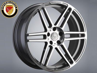 【樂駒】MANHART BMW Z4 G29 Diamond Polished 銀色 輪框 19吋 20吋 鋁合金
