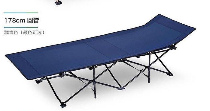 午休折疊床行軍床帆布床單人辦公室陪護床