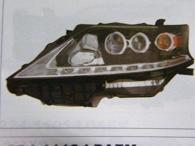 凌志 LEXUS RX450H 12 大燈 頭燈 其它RX270,RX350,RX450,後燈,霧燈 歡迎詢問