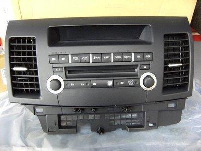 原廠 中華三菱 Mitsubishi Lancer iO 2.0 音響主機【含面板】