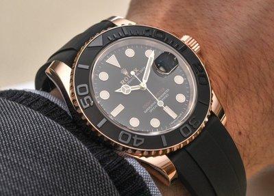 Rolex 勞力士 新款 268655 Yacht-Master 遊艇名仕型腕錶