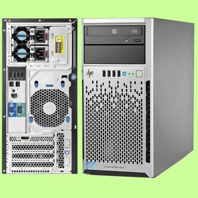 5Cgo【權宇】HP 伺服器 675241-B21-1240V3 ML310E G8 含稅 會員扣2%