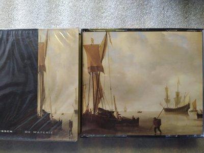 德國作曲家Louis Andriessen當代音樂De Materie 雙CD 全文本中英對照,艱澀 NONESUCH