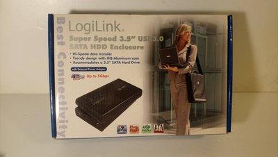 "Super Speed 3.5"" USB3.0 SATA HDD Enclosure"