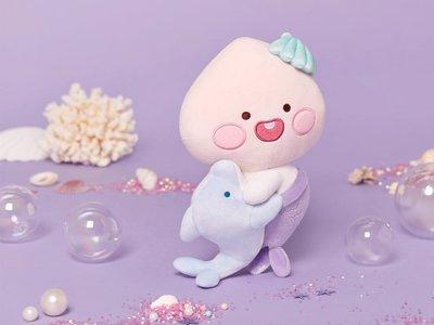 現貨 KAKAO FRIENDS 美人魚APEACH娃娃
