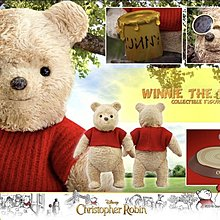 Hot Toys Hottoys hottoys Winnie the Pooh MMS502  維尼熊單裝 保單