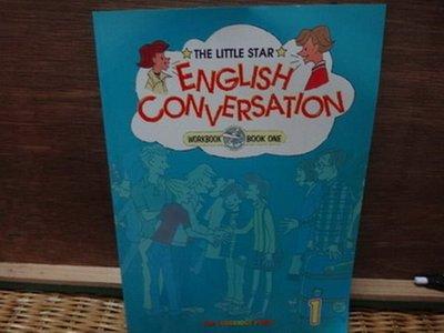 【愛悅二手書坊 16-09】ENGLISH CONVERSATION