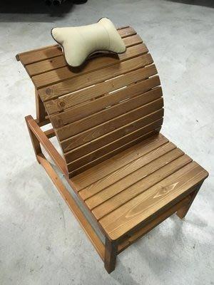 原木生活家  全實木.拉背椅.拉筋椅.可調整坐姿.久坐辦公室的最佳選擇.........