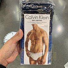 美國AMPM Calvin Klein 男士 CK 純棉 三角內褲低腰U4183 限量折扣 另有三角內褲正常腰U4000